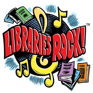 """Libraries Rock"" Summer Reading Program"