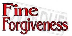 fine forgiveness