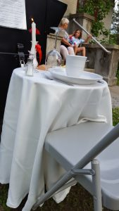 MIA/POW Remembrance Table