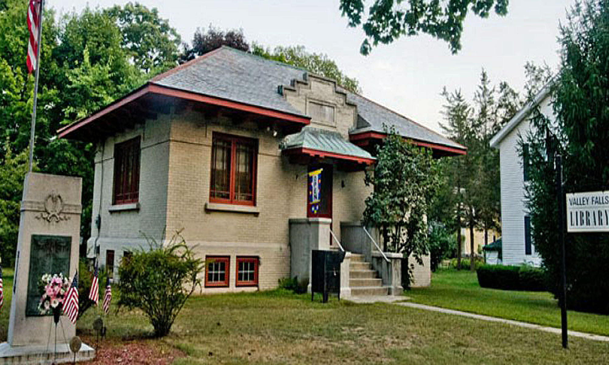 Valley Falls Free Library
