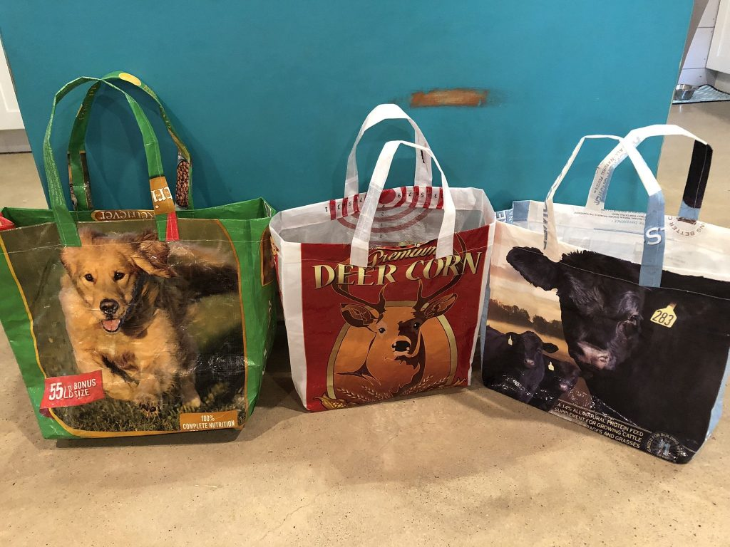 Recycled Bag Workshop @ Valley Falls Free Library